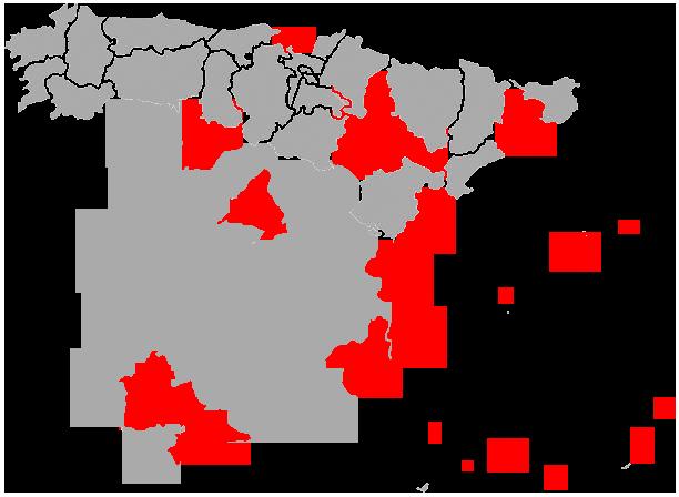 Envio de flores a las principales ciudades de España